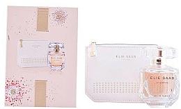 Fragrances, Perfumes, Cosmetics Elie Saab Le Parfum - Set (edp/50ml + pouch)
