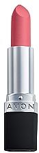 Fragrances, Perfumes, Cosmetics Matte Lipstick - Avon Delicate Matte