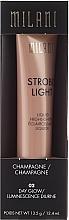 Fragrances, Perfumes, Cosmetics Creamy Face Highlighter - Milani Strobe Light Liquid Highlighter