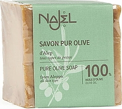 Fragrances, Perfumes, Cosmetics Olive Oil 100% - Najel Pure Olive Soap From Alepo