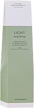 "Fragrances, Perfumes, Cosmetics Reed DIffuser ""Lemongrass & Bergamot"" - AromaWorks Light Range Lemongrass & Bergamot Reed Diffuser"
