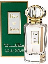 Fragrances, Perfumes, Cosmetics Oscar de la Renta Live in Love - Eau de Parfum