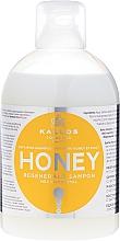 Fragrances, Perfumes, Cosmetics Repair Honey Extract Shampoo - Kallos Cosmetics Honey Shampoo