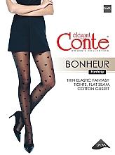 """Fragrances, Perfumes, Cosmetics Tights """"Fantasy Bonheur"""" 20 Den, grafit - Conte"""