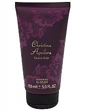 Fragrances, Perfumes, Cosmetics Christina Aguilera Violet Noir - Shower Gel