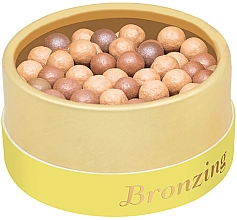 Fragrances, Perfumes, Cosmetics Bronzing Powder Pearls - Dermacol Beauty Powder Pearls Bronzing
