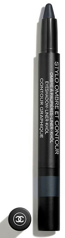 Long-Lasting Eyeshadow Pencil - Chanel Stylo Ombre Et Contour