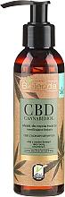 Fragrances, Perfumes, Cosmetics Face Cleansing Oil - Bielenda CBD Cannabidiol Oil