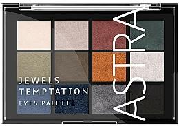 Fragrances, Perfumes, Cosmetics Eye Palette - Astra Make-up The Temptation Palette