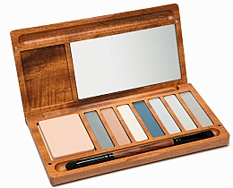 Fragrances, Perfumes, Cosmetics Eyeshadow Palette - Alilla Cosmetics Universe Palette