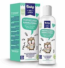 Fragrances, Perfumes, Cosmetics Soothing Massage Oil - Baby EcoLogica Soothing Massage Oil