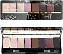 Fragrances, Perfumes, Cosmetics Eyeshadow Palette - Eveline Cosmetics Eyeshadow