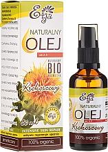 Fragrances, Perfumes, Cosmetics Natural Safflower Oil - Etja Natural Safflower Cold Pressed