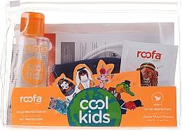Fragrances, Perfumes, Cosmetics Set - Roofa Cool Kids (h/gel/100ml + gel/shm/3g + blue/mask/1pcs)