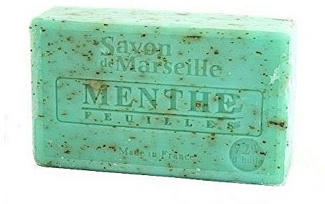 """Natural Soap """"Mint"""" - Le Chatelard 1802 Menthe Soap"""