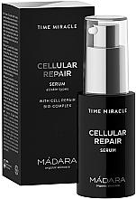 Fragrances, Perfumes, Cosmetics Anti-Aging Serum - Madara Cosmetics Time Miracle Cellular Repair