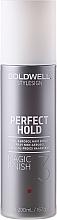 Fragrances, Perfumes, Cosmetics Brilliant Hair Spray - Goldwell StyleSign Perfect Hold Magic Finish N.A.