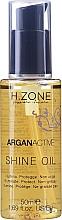 Fragrances, Perfumes, Cosmetics Hair Serum - H.Zone Argan Active Shine Oil Serum