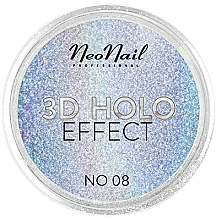 Fragrances, Perfumes, Cosmetics Nail Art Powder - NeoNail Professional 3D Holo Effect