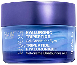 Fragrances, Perfumes, Cosmetics Hyaluronic Tripeptide Eye Gel Cream - StriVectin Advanced Hydration Hyaluronic Tripeptide Gel-Cream For Eyes