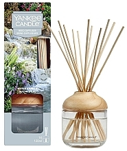 "Fragrances, Perfumes, Cosmetics Reed Diffuser ""Water Garden"" - Yankee Candle Water Garden"