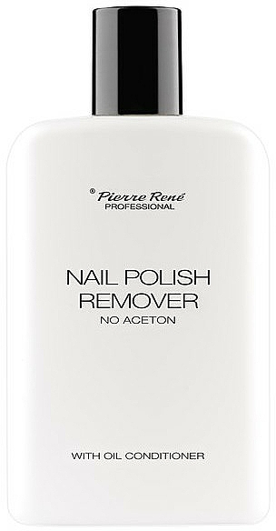Nail Polish Remover - Pierre Rene Nail Polish Remover With Oil Conditioner