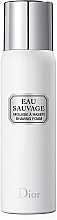 Fragrances, Perfumes, Cosmetics Dior Eau Sauvage - Shaving Foam