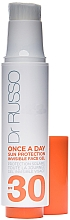 Fragrances, Perfumes, Cosmetics Facial Sun Gel - Dr. Russo Once A Day Sun Protection Invisible Face Gel SPF 30