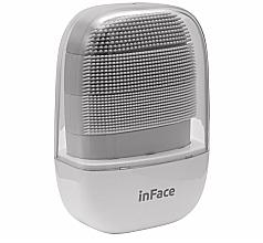 Ultrasonic Facial Purifier - Xiaomi inFace Electronic Sonic Beauty Facial Grey — photo N2