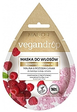 Fragrances, Perfumes, Cosmetics Conditioning Hair Mask with Raspberry and Pink Clay - Marion Vegandrop Raspberry & Pink Clay Hair Mask