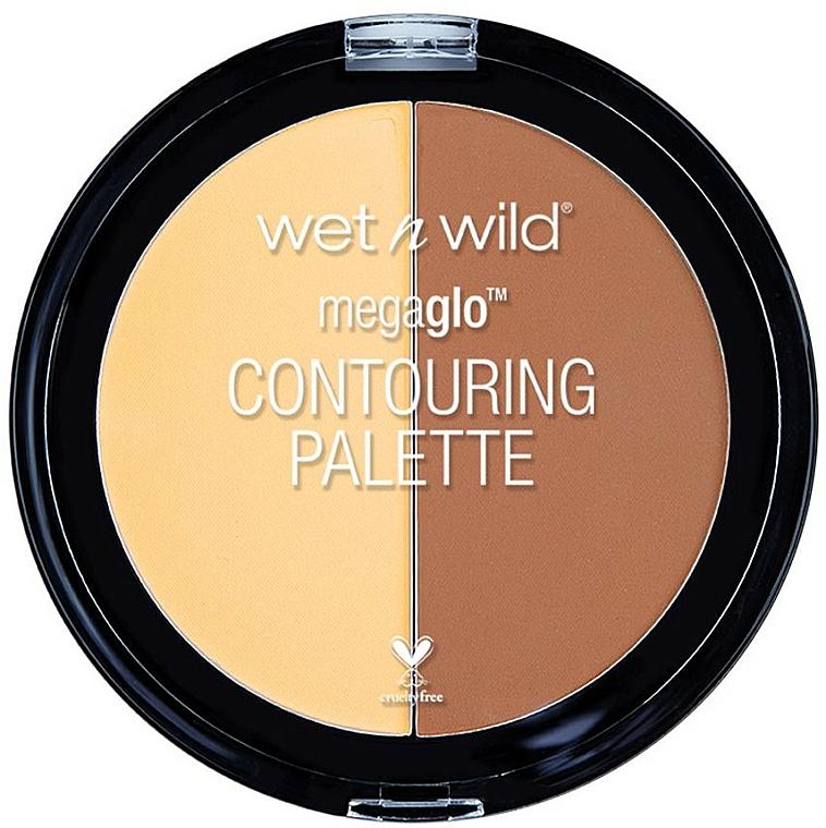 Contouring Palette - Wet N Wild MegaGlo Contouring Palette