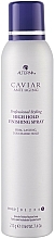 Fragrances, Perfumes, Cosmetics Strong Hold Hair Spray - Alterna Caviar Anti Aging Professional Styling High Hold Finishing Spray