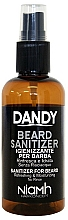 Fragrances, Perfumes, Cosmetics Beard and Moustache Disinfectant Spray - Niamh Hairconcept Dandy Beard Sanitizer Refreshing & Moisturizing