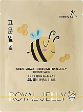 Fragrances, Perfumes, Cosmetics Face Sheet Mask - Beauty Kei Micro Facialist Boosting Royal Jelly Essence Mask