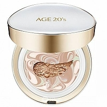 Fragrances, Perfumes, Cosmetics Face Cream-Powder with Refill - AGE 20's Signature Pact Long Stay SPF50+/PA+++