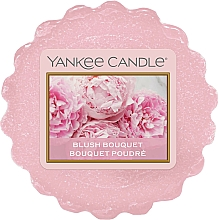 Fragrances, Perfumes, Cosmetics Scented Wax - Yankee Candle Blush Bouquet Tarts Wax Melts