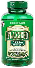 Fragrances, Perfumes, Cosmetics Alpha-Linolenic Acid - Holland & Barrett Flaxseed Linseed Oil 1000mg