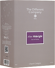 Fragrances, Perfumes, Cosmetics The Different Company After Midnight - Eau de Toilette