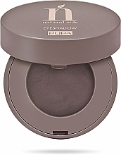Fragrances, Perfumes, Cosmetics Compact Eyeshadow - Pupa Eyeshadow Natural Side