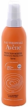 Fragrances, Perfumes, Cosmetics High Sun Protection Spray - Avene Solaires Moderate Protection Spray SPF 20