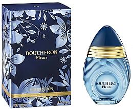 Fragrances, Perfumes, Cosmetics Boucheron Fleurs Eau De Parfum - Eau de Parfum