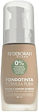 Fragrances, Perfumes, Cosmetics Foundation - Deborah Milano Formula Pura Foundation SPF15