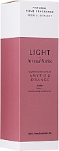 "Fragrances, Perfumes, Cosmetics Room Mist ""Amyris & Orange"" - AromaWorks Light Range Room Mist"