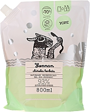 "Fragrances, Perfumes, Cosmetics Shower Gel ""Green Tea"" - Yope Yunnan Shower Gel (doypack)"