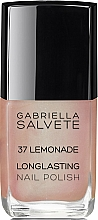 Fragrances, Perfumes, Cosmetics Nail Polish - Gabriella Salvete Long Lasting Nail Polish