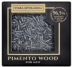 Fragrances, Perfumes, Cosmetics Men Shampoo Bar - Stara Mydlarnia Pimento Wood Shampoo Bar