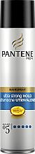 Fragrances, Perfumes, Cosmetics Ultra Strong Hold Hair Spray - Pantene Pro-V Ultra Strong Hold Hair Spray