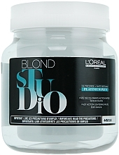 Fragrances, Perfumes, Cosmetics Lightening Paste - L'Oreal Professionnel Blond Studio Platinium Plus