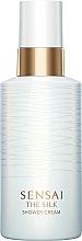 Fragrances, Perfumes, Cosmetics Shower Cream - Kanebo Sensai Silk Shower Cream