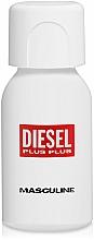 Fragrances, Perfumes, Cosmetics Diesel Plus Plus Masculine - Eau de Toilette